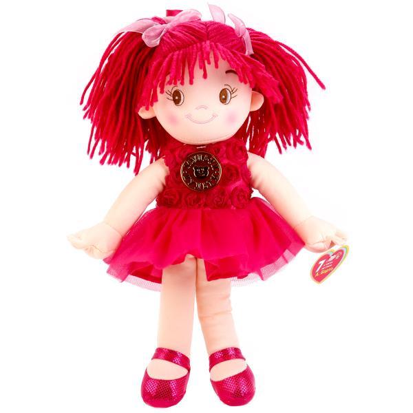 Мульти-Пульти. Мягкая кукла 35см, стихи и песенки на стихи А.Барто в пак. в кор.36шт